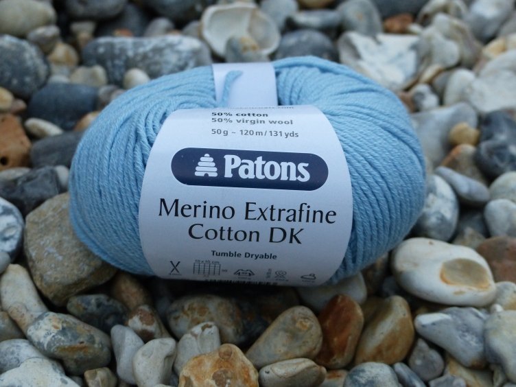 My choice of yarn to start with! Hope it's ok....