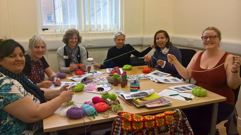 crochet class 2