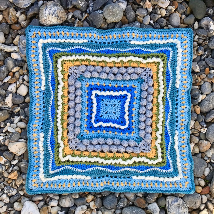 Changing Tides – Week 2 – Coastal Crochet